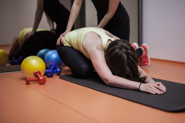 Individualios ir mažų grupių sporto treniruotės
