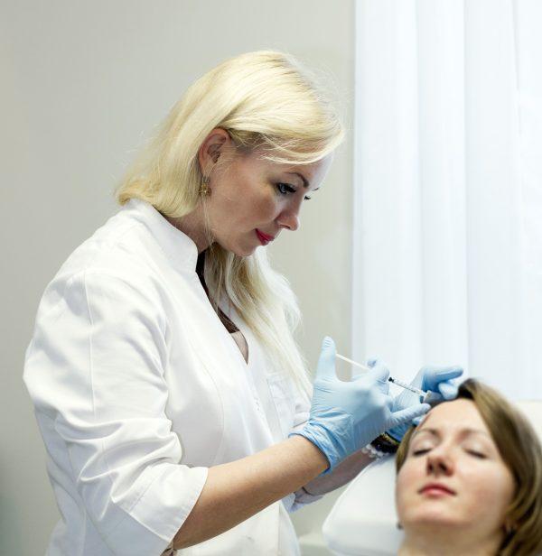 I-PRF kraujo plazmos procedūros