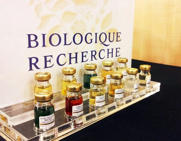 Biologique Recherche stipraus poveikio paakių procedūra
