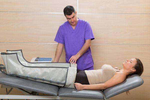 Presoterapija (limfodrenažinis masažas)