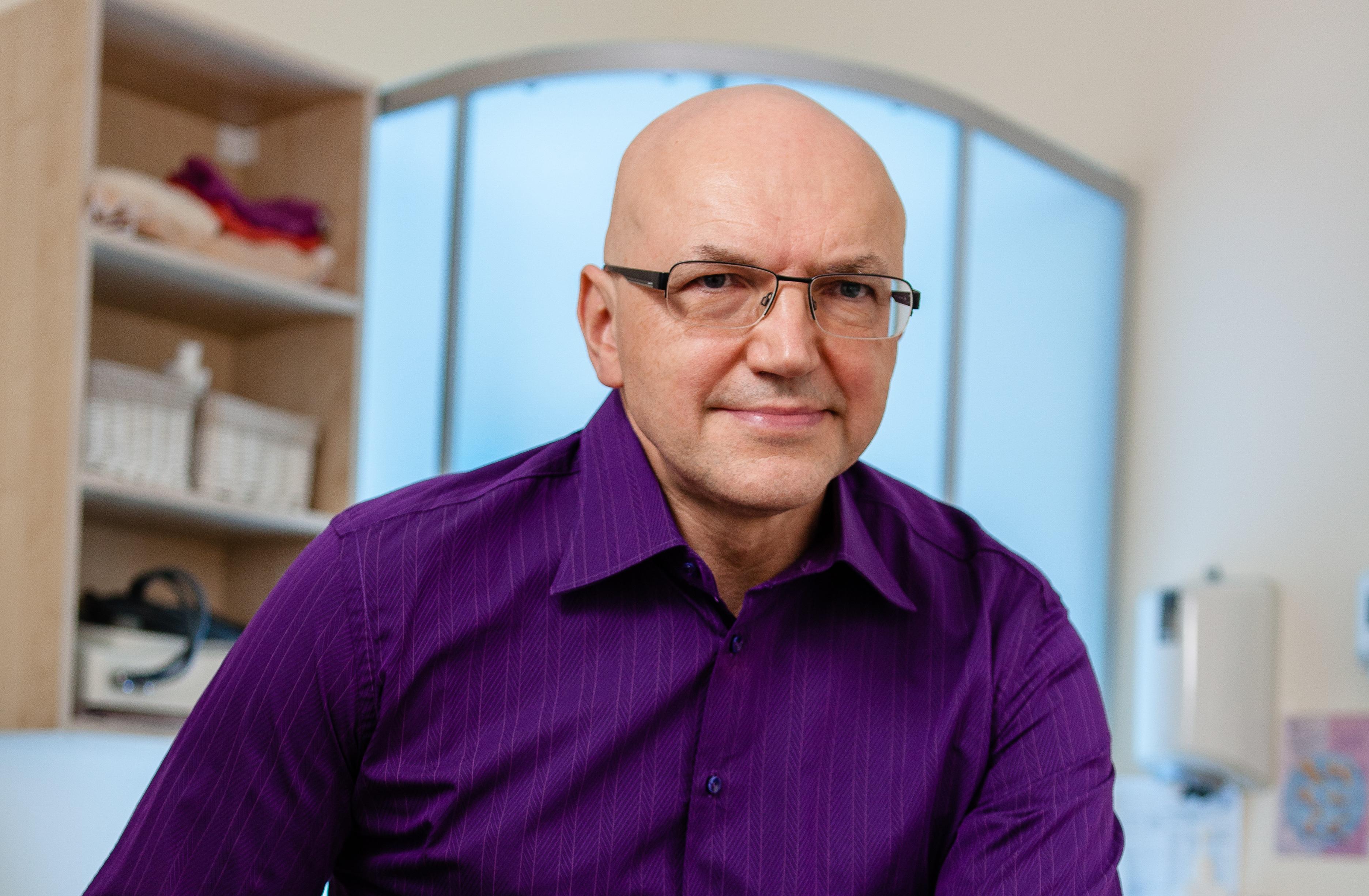 Interviu su gyd. psichoterapeutu Juliumi Neverausku